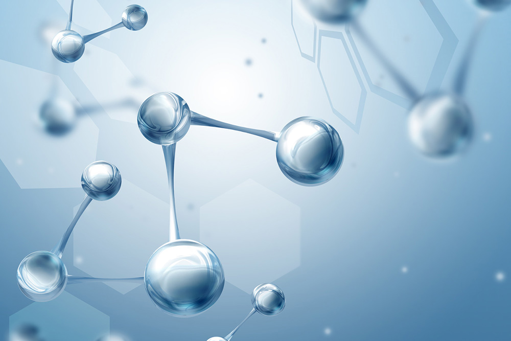 ROGAINE® molecular bond structure